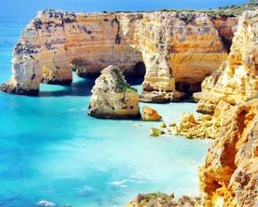 Mejores Playas del Algarve: las 10 más impresionantes