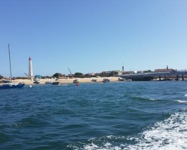 Excursión a Olhao: un día en Ilha da Culatra y Farol (Algarve., Portugal)