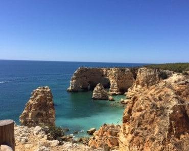 Praia da Marinha, Lagoa, la mejor playa de Europa: 9 consejos para visitarla