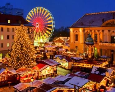 10 de los mejores mercados navideños de Europa