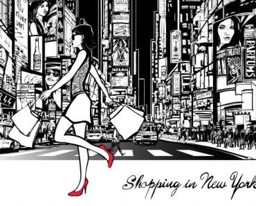 De compras por Nueva York (EE.UU)