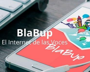 Hacer rutas turísticas con BlaBup: una app útil (una pasada)