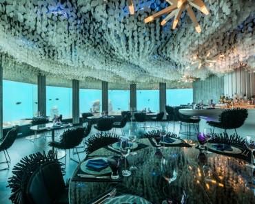 Los restaurantes más espectaculares del mundo
