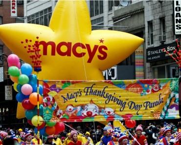 El Desfile de Macy's en Nueva York