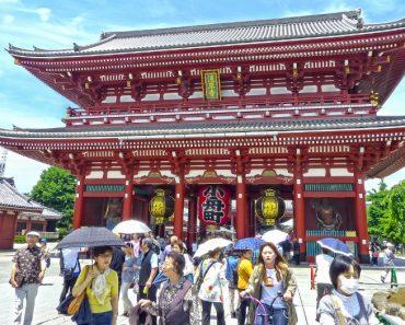 Tokio en agosto : se puede disfrutar de la ciudad a pesar del calor
