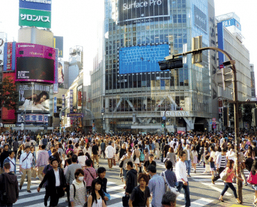 Viajar a Japón con un bebé:5 consejos que nos hubiese gustado saber