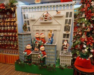 Decoración Navideña en Nueva York