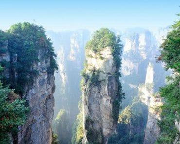 Lugares increíbles de la tierra que no creerías que son reales