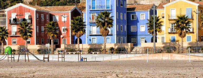 Playas de Villajollosa: normas para la desescalada y medidas de seguridad