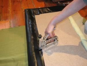 Como hacer una cabecera de cama taringa - Como hacer cabecero tapizado ...