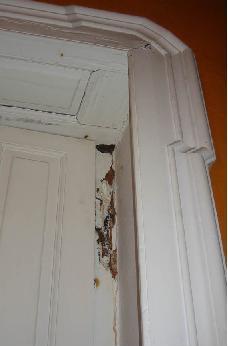 Recuperar una puerta de madera for Como limpiar puertas de madera muy sucias
