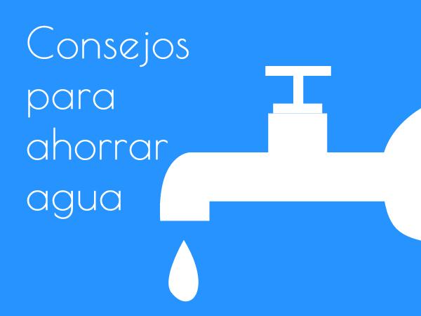 Ahorro agua for Ahorro de agua