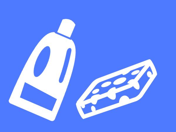 Como limpiar manchas en las paredes trucos y consejos - Trucos limpieza casa ...