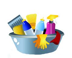 Equipo b sico de limpieza for Manual de limpieza y desinfeccion para una cocina