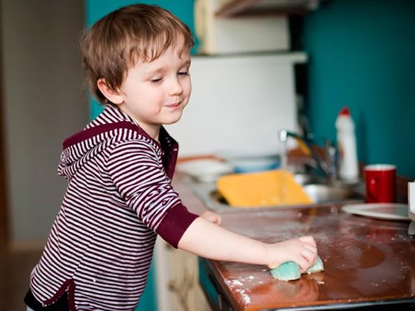 Organizar y planificar la limpieza de la casa - Trabajo para limpiar casas ...